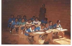 Children in class