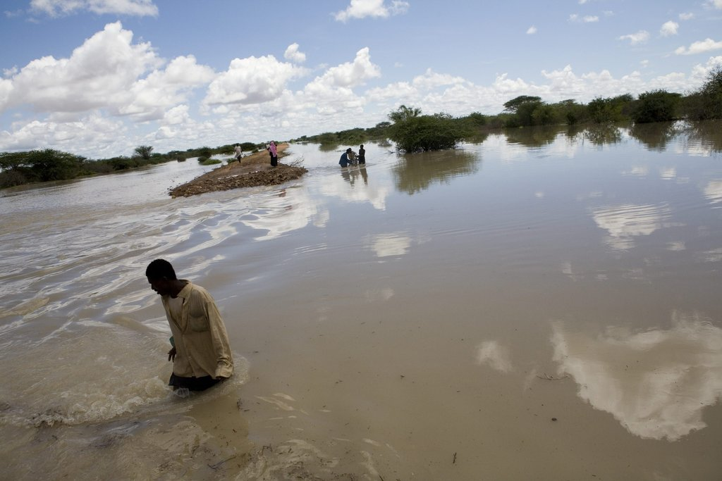 Flooding in Kenya  UNHCR/B. Bannon