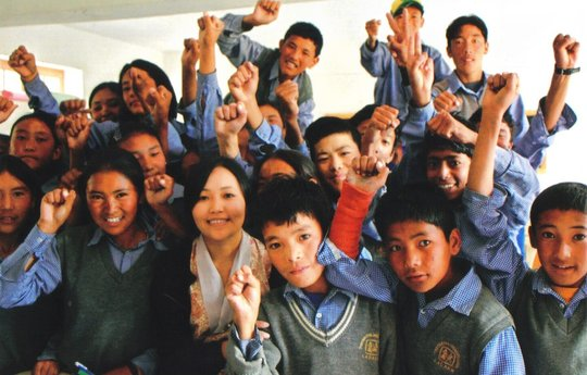 The Tibet Fund Professional Scholarship Program