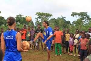 HS4D Soccer Program Volunteers