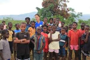 HS4D Soccer Program participants