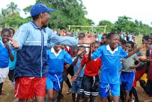 HS4D Soccer Training