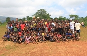 Build A Soccer Field for 250 Children in Haiti