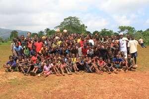 Build A Soccer Field for 250 Children in Haiti