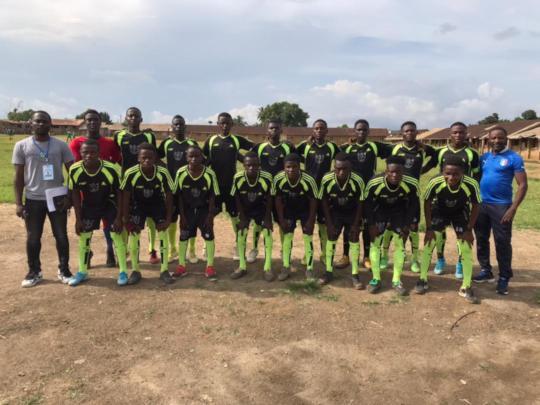 Legend FC (led by Open Field staff, Kingsley)