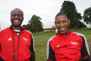 Collins and Wallace led the Coaches Clinics