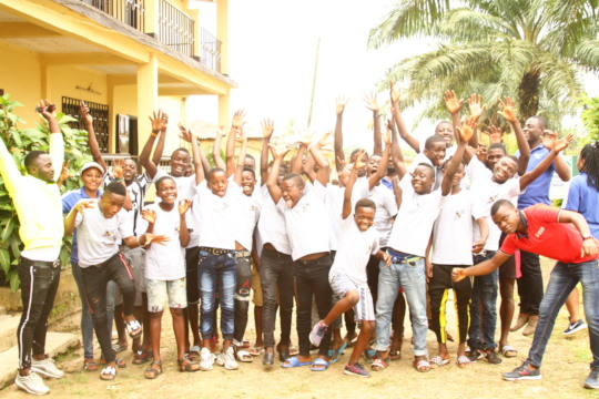 3rd Cohort: Youth Leaders in Cameroon