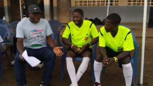 Referees are also mentors and educators