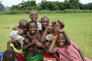 Children love the game of soccer!