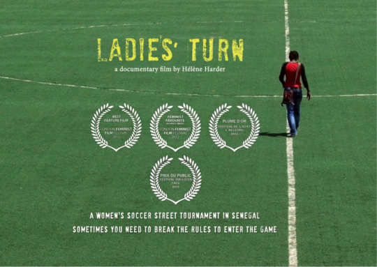 Ladies' Turn Documentary and Awards
