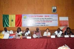 Panel on Women's Leadership in Sports