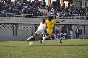 Finals in Dakar