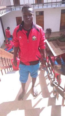 Abubu, now on U-21 Kenya National team