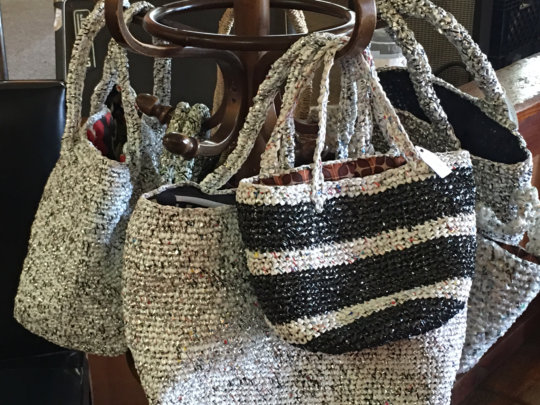 Bags by Heshima Crafts