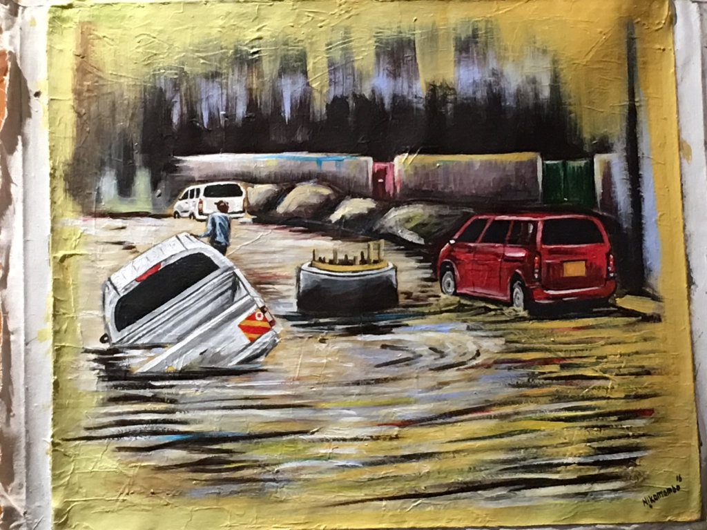 Flood 2016 by Nikomambo