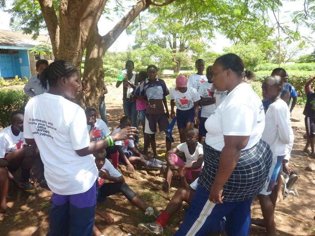 Girls U-14 team