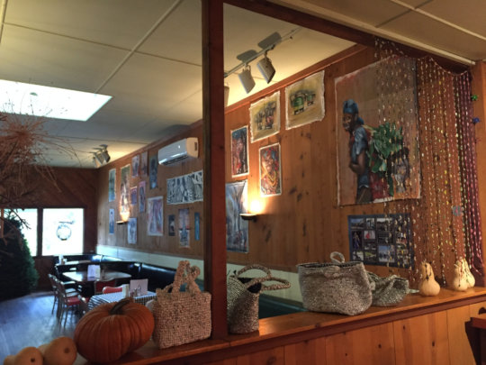 Kisumu arts and crafts in Boonville