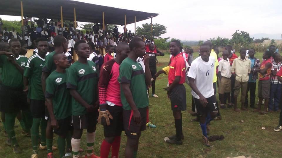 Manyatta United at Tororo Uganda tourney