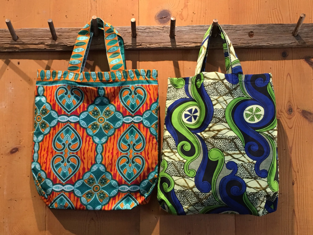 Market Bags by Garden of Hope