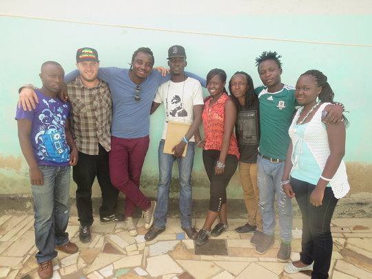 Kisumu Musicians Collaboration