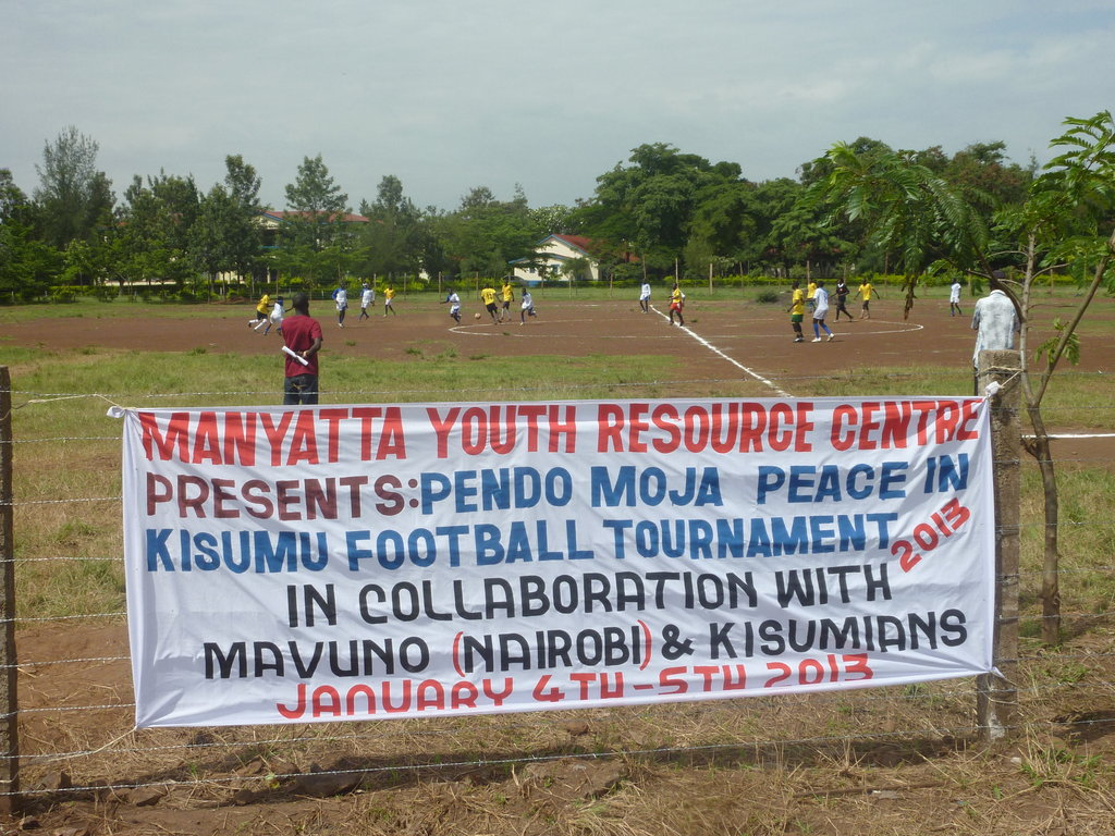 Pendo Moja - Peace in Kisumu PLEASE