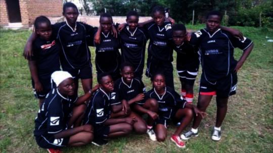 Senior Girls Team
