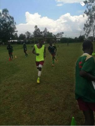 U-17 Boys Win Friendly Games