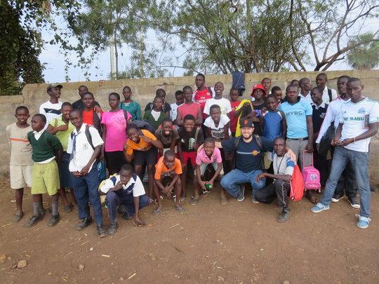 Keevan warmly welcomed back to Kisumu