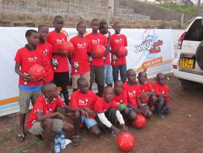 Our U-12 boys chosen to assist in adult tourney