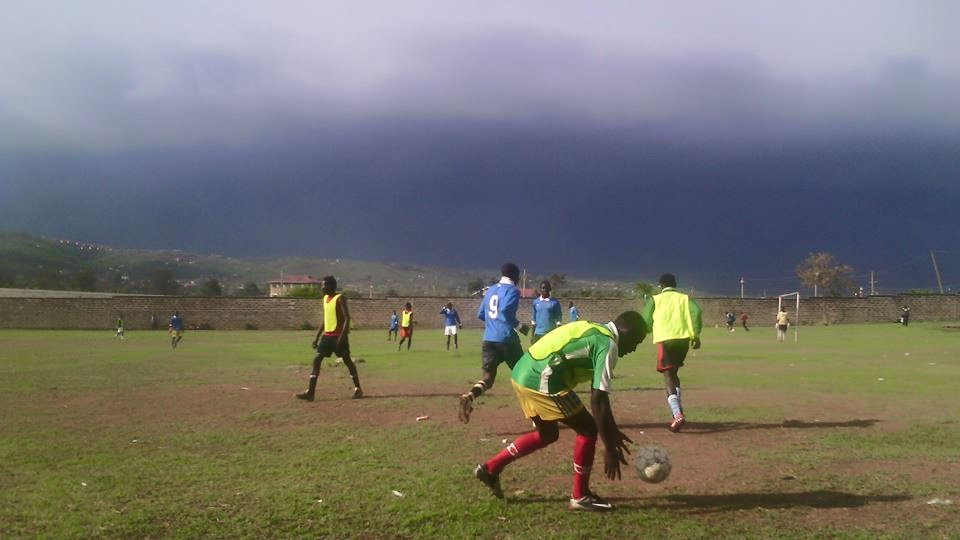 Our Senior Team wins friendly v powerhouse Ramogi
