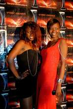 Nahna & Leon at Vibez 2012