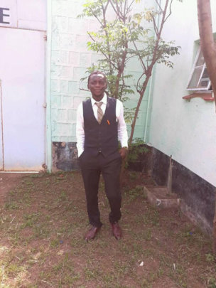 Nyabogo, a MYRC youth for 9 years, now goes to Uni