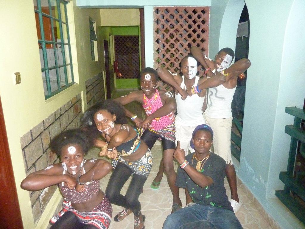 Drama, Dance, Music, & Sport for Kisumu Youth