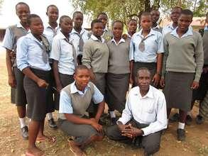 MYRC soccer skills earned girls' school sponsors