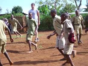 Soccer in Kenya