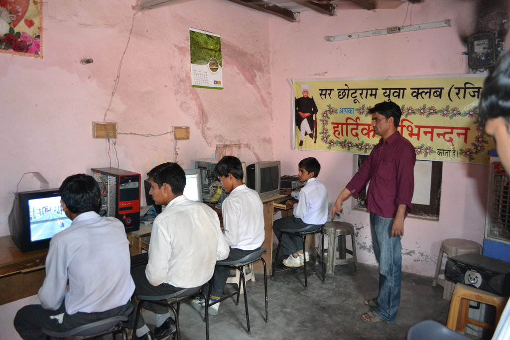 The States Vocational Education Problem >> A project to provide Skill Development Vocational - GlobalGiving