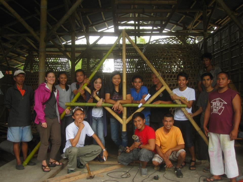 Bamboo Truss Class