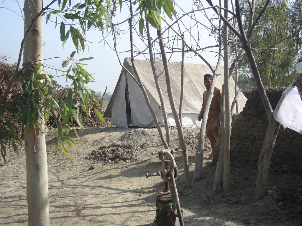 Tents as Shelters