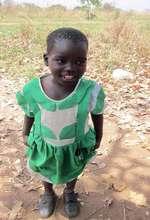 Nursery student, Adokorach Mercy