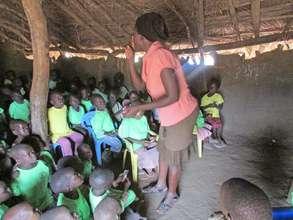 Inside Existing Nursery Classsroom Feb 2014