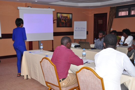 Networking Skills on fighting HIV/AIDS in Rwanda