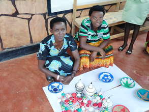 Empowering 500 Rwandan women living with HIV/AIDS