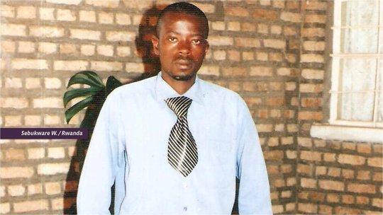 UoPeople Student - Sebukware, from Rwanda