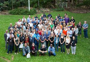 2013 Turtle Health & Rehab Workshop attendees