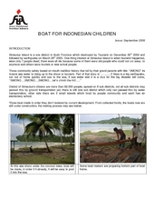 Boats for Schoolchildren Update (PDF)