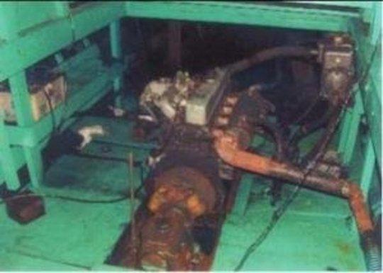 Engine type: TS Yanmar 110