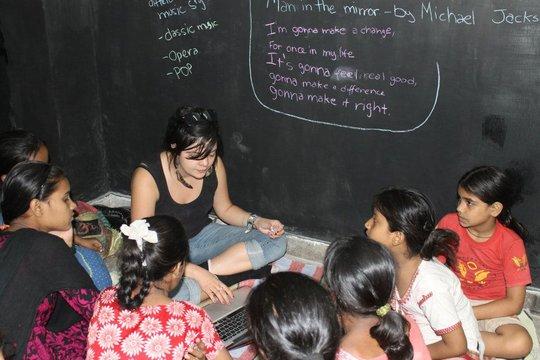 Empower 150 unprivileged Indian children