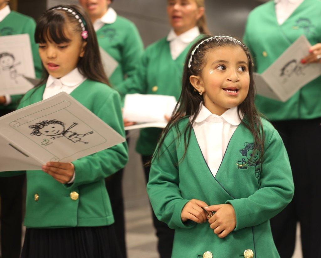 Isabela Choir Rehearsal
