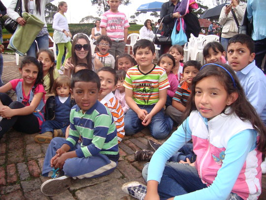 HELP INTEGRAL TREATMENT TO CLP COLOMBIAN CHILDREN