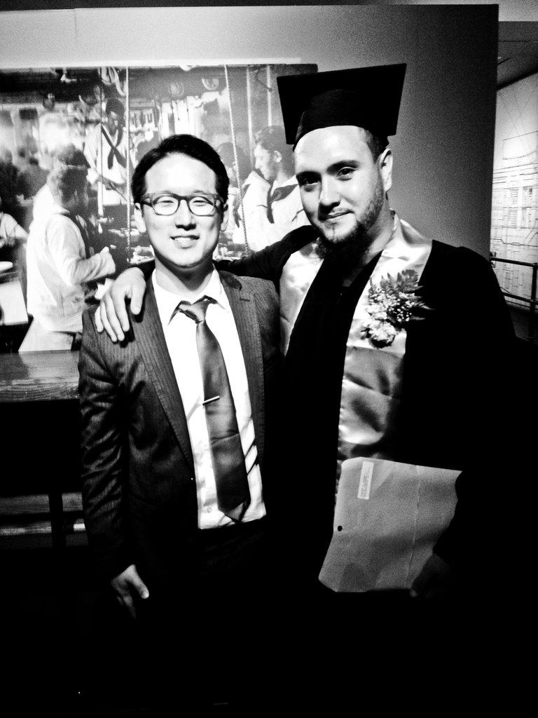 Stephen: High School Graduation 2013